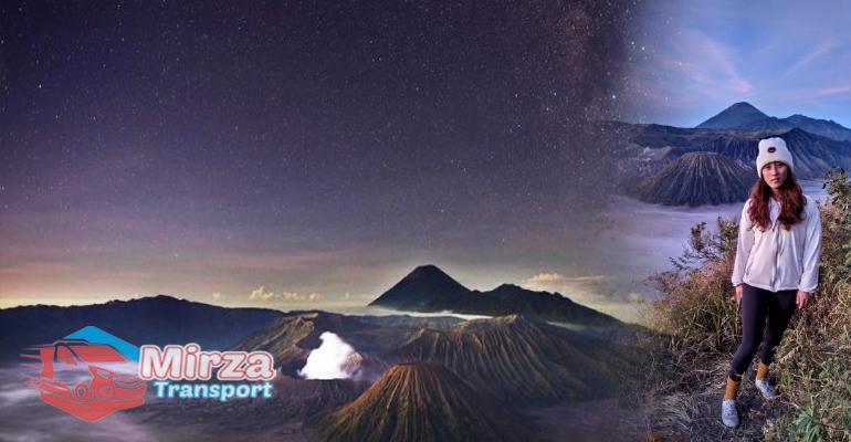Paket Wisata Bromo Milky Way 2 hari
