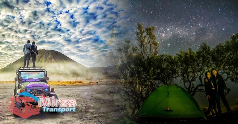 Paket Wisata Bromo Milky Way Camping Tour